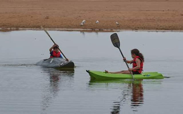 Childrens Kayaking Adventure Paddle Tour