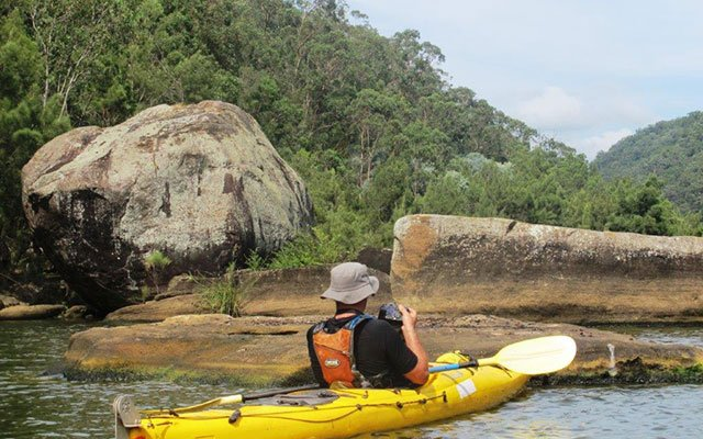Nepean Gorge Bush Paddle Tour
